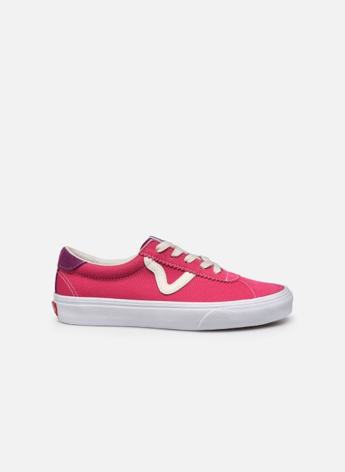 Sneaker Vans UA Vans Sport (RETRO SPORT)CA rosa ansicht von hinten