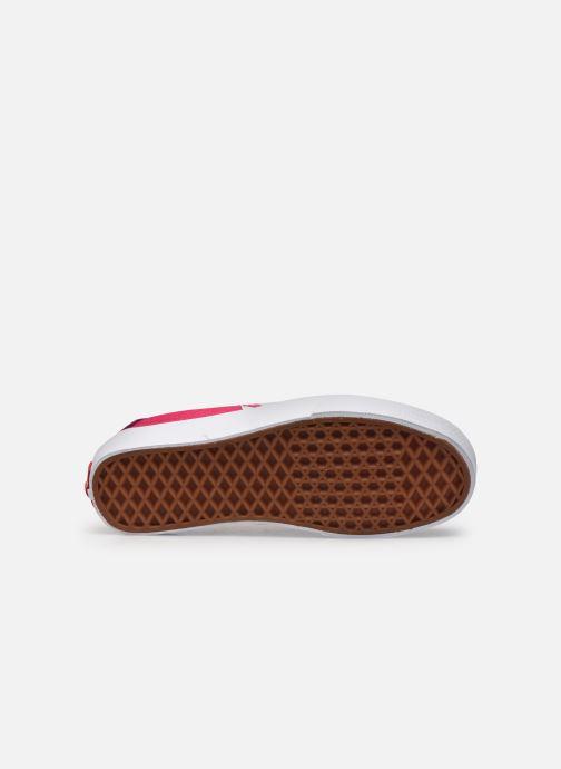 Sneaker Vans UA Vans Sport (RETRO SPORT)CA rosa ansicht von oben