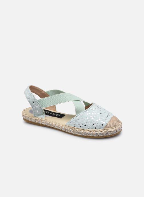Espadrilles I Love Shoes THEMIE Blauw detail