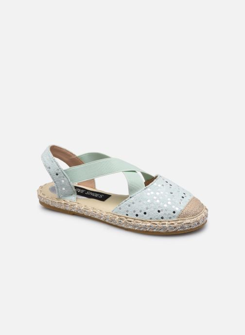 Espadrilles I Love Shoes THEMIE Bleu vue détail/paire