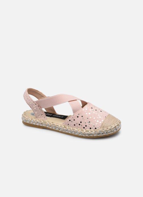 Espadrilles I Love Shoes THEMIE Roze detail
