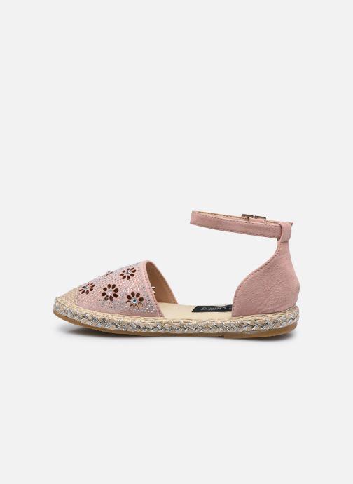 Espadrilles I Love Shoes THERRE Roze voorkant