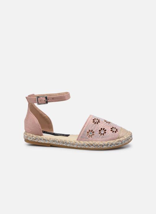 Espadrilles I Love Shoes THERRE Roze achterkant