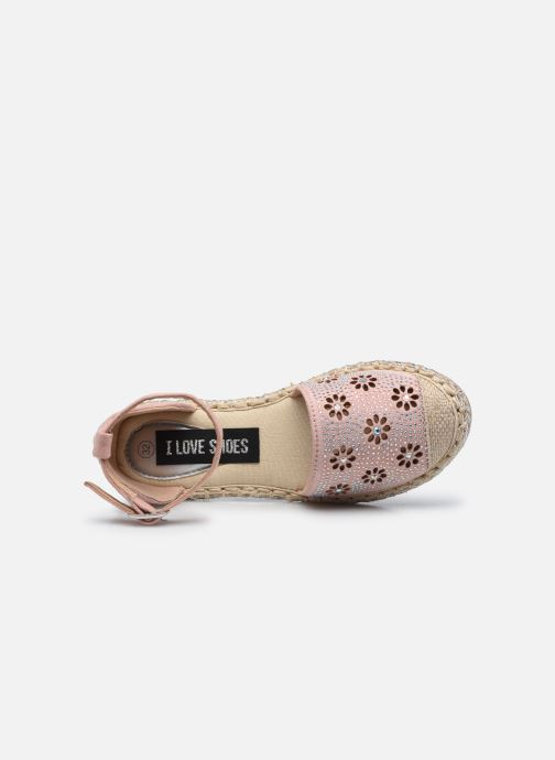 Espadrilles I Love Shoes THERRE Roze links