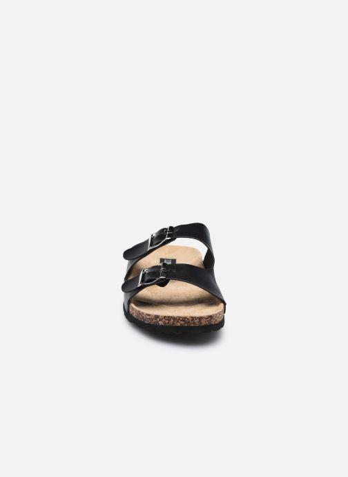 Sandales et nu-pieds I Love Shoes THIC M Noir vue portées chaussures