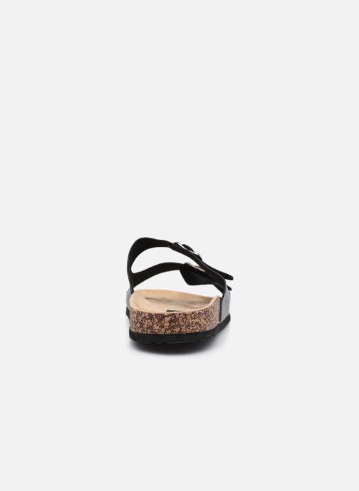 Sandales et nu-pieds I Love Shoes THIC M Noir vue droite