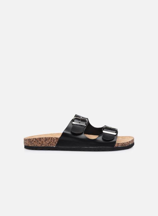 Sandales et nu-pieds I Love Shoes THIC M Noir vue derrière