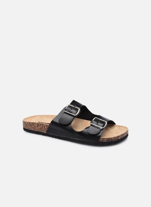 Sandales et nu-pieds I Love Shoes THIC M Noir vue détail/paire