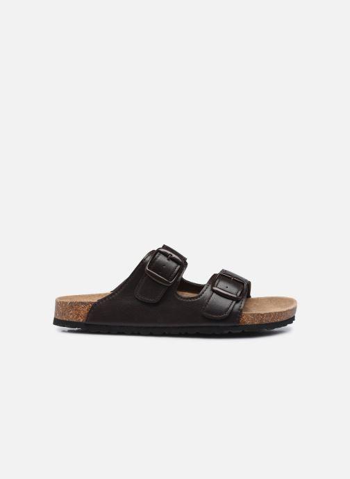 Sandales et nu-pieds I Love Shoes THIC M Marron vue derrière