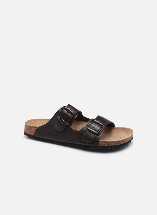 Sandales et nu-pieds I Love Shoes THIC M Marron vue détail/paire