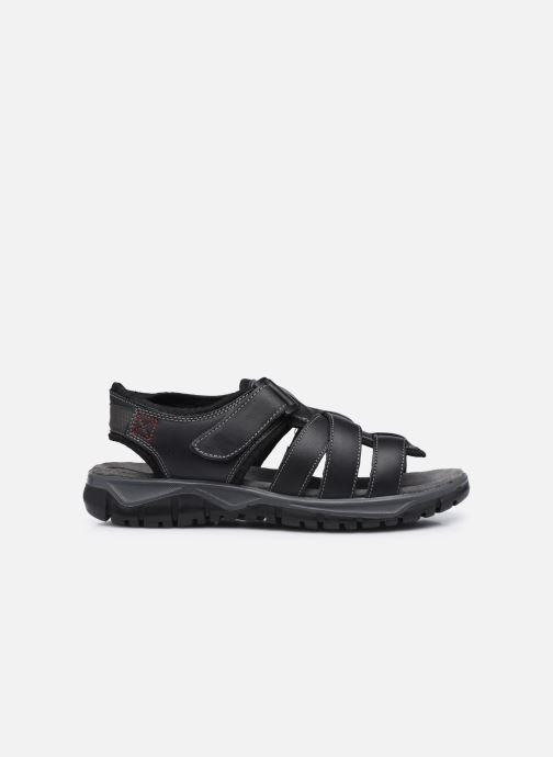 Sandali e scarpe aperte I Love Shoes THEDISSI LEATHER Nero immagine posteriore