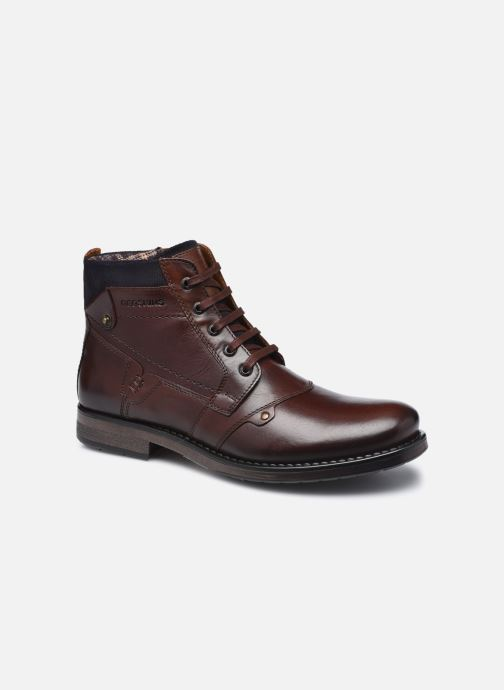 Bottines et boots Redskins Noyer Marron vue détail/paire