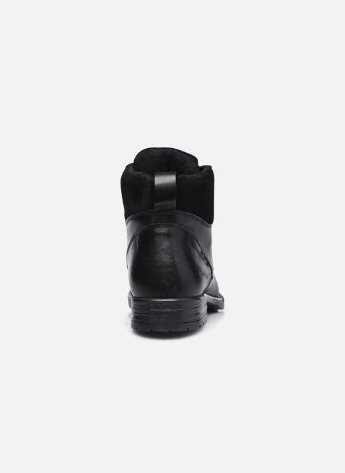 Bottines et boots Redskins Pricin Noir vue droite