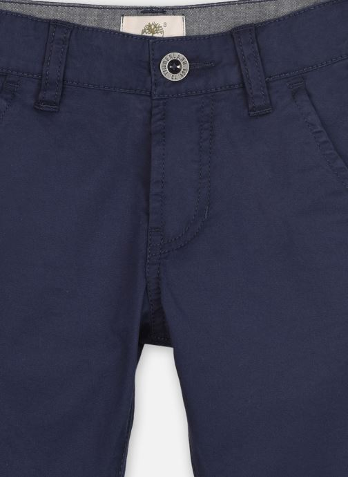 Vêtements Timberland T24A84 Bleu vue face