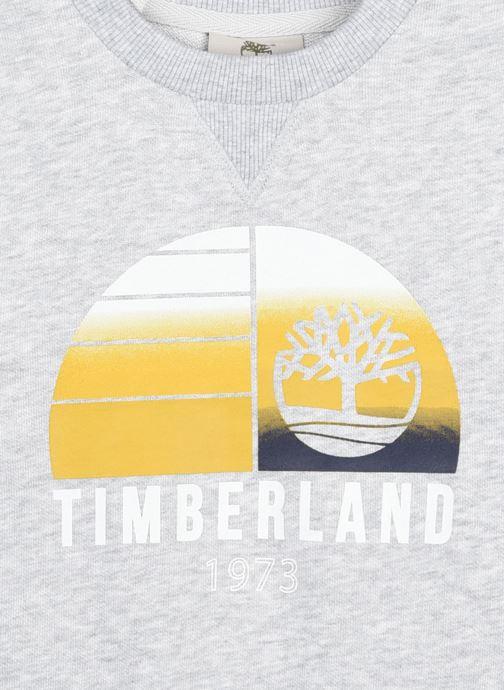 Vêtements Timberland T25Q93 Gris vue face