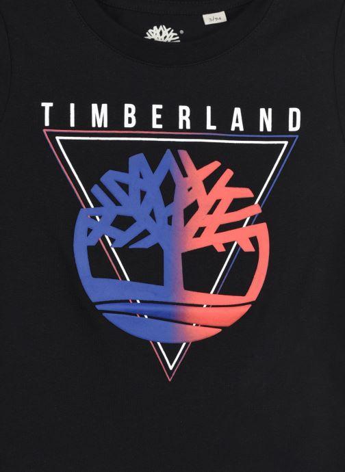 Vêtements Timberland T25Q65 Noir vue face