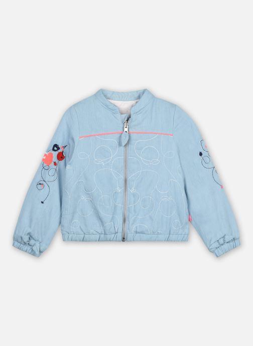 Vêtements Billieblush U16243 Bleu vue détail/paire