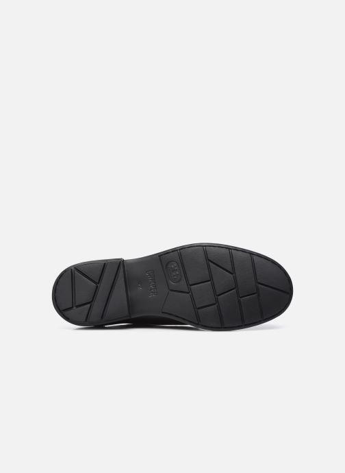 Zapatos con cordones Camper Neuman Negro vista de arriba