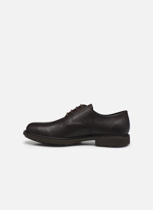 Zapatos con cordones Camper Neuman Marrón vista de frente