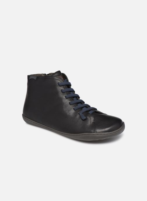 Sneakers Camper Peu Cami High Nero vedi dettaglio/paio