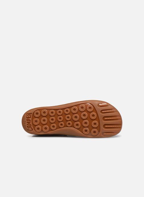 Sneakers Camper Peu Cami High Marrone immagine dall'alto