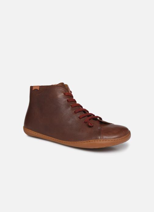 Sneakers Camper Peu Cami High Marrone vedi dettaglio/paio