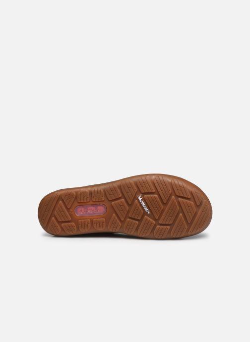 Sneakers Camper Peu Pista GM Marrone immagine dall'alto