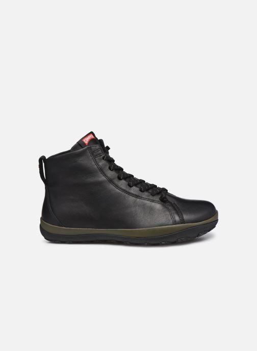 Sneaker Camper Peu Pista GM schwarz ansicht von hinten