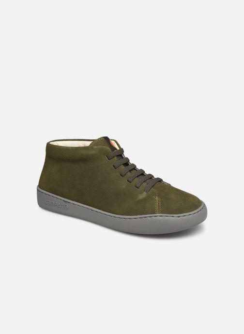 Sneakers Camper Peu Touring High Verde vedi dettaglio/paio