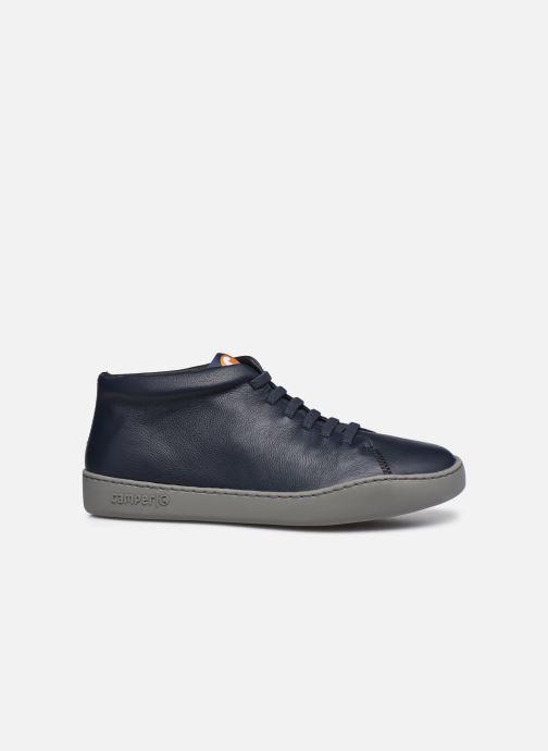 Sneaker Camper Peu Touring High blau ansicht von hinten