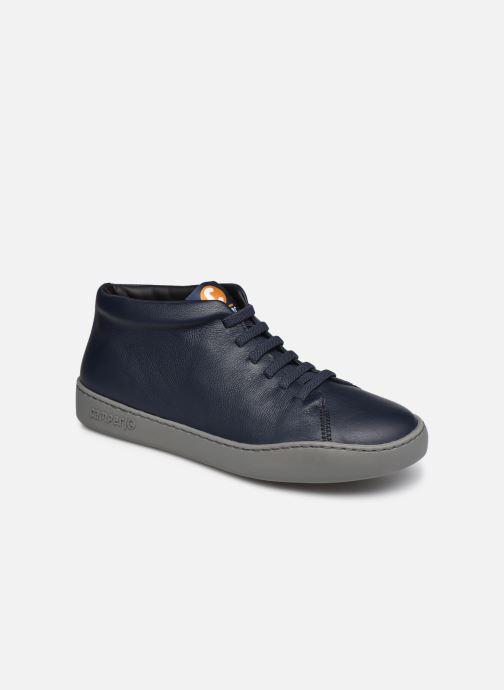 Sneaker Camper Peu Touring High blau detaillierte ansicht/modell