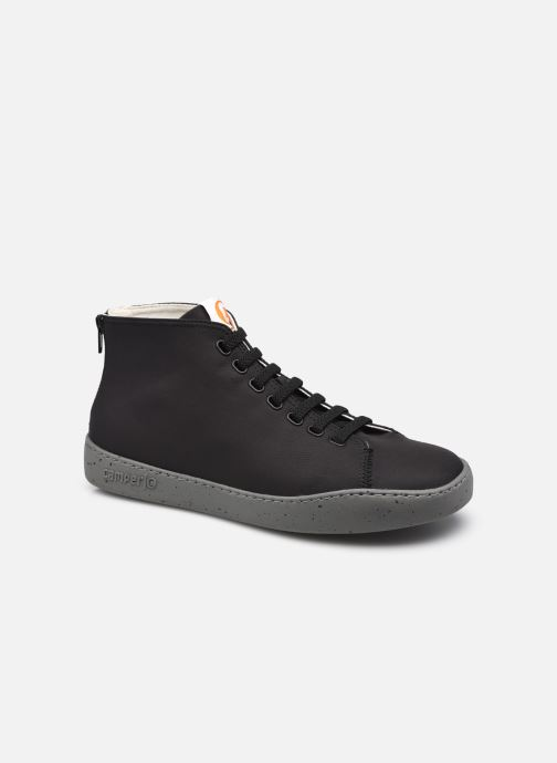 Sneakers Camper Peu Touring High Zwart detail