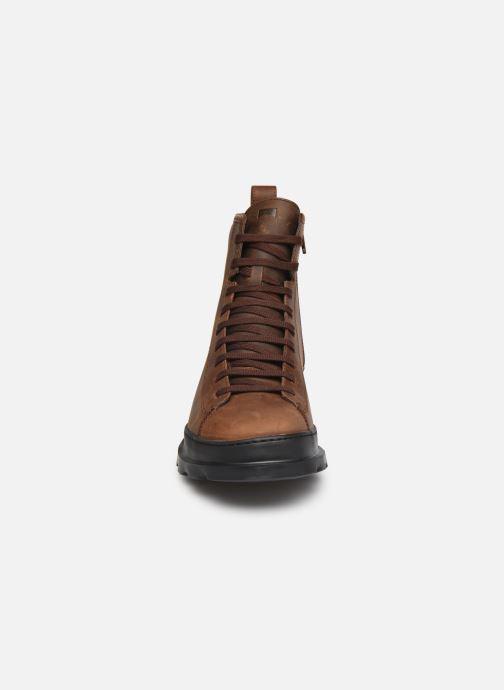 Stiefeletten & Boots Camper Brutus braun schuhe getragen