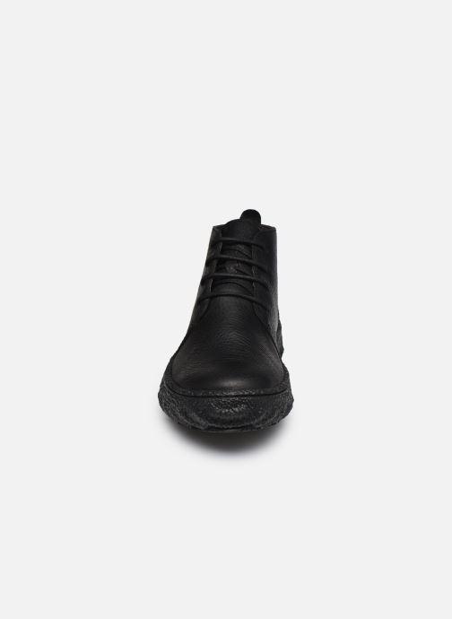 Zapatos con cordones Camper Ground Negro vista del modelo