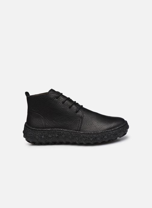 Zapatos con cordones Camper Ground Negro vistra trasera