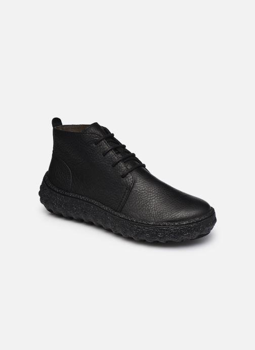 Zapatos con cordones Camper Ground Negro vista de detalle / par