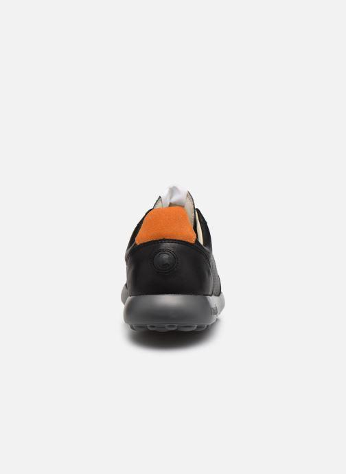 Sneaker Camper Pelotas XL Fiesta schwarz ansicht von rechts