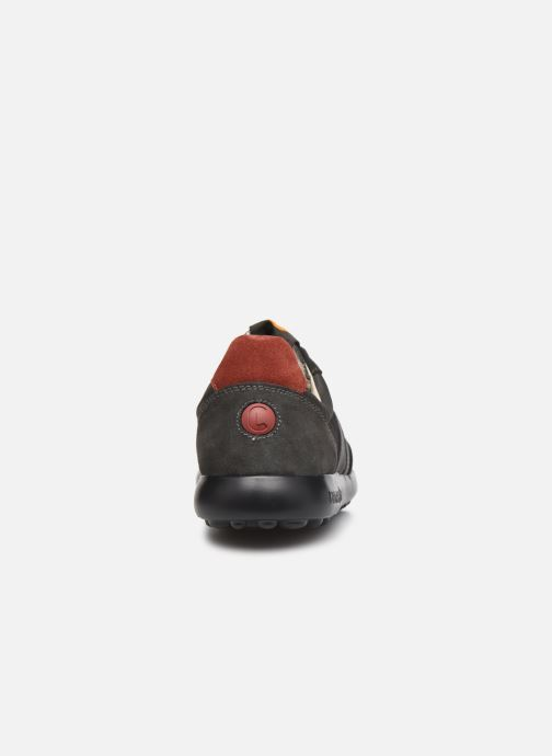 Sneakers Camper Pelotas XL Fiesta Grigio immagine destra