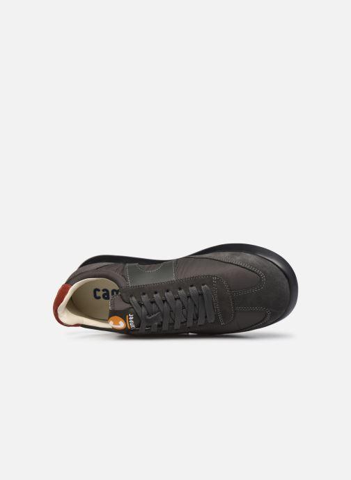 Sneaker Camper Pelotas XL Fiesta grau ansicht von links