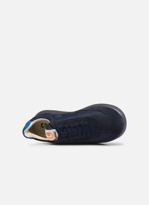 Sneakers Camper Pelotas XL Fiesta Azzurro immagine sinistra