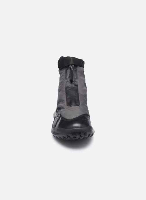 Sneaker Camper CRCLR schwarz schuhe getragen