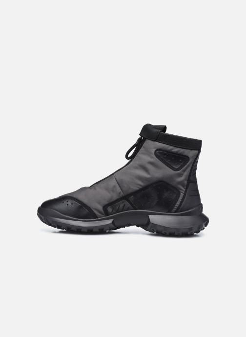 Sneaker Camper CRCLR schwarz ansicht von vorne