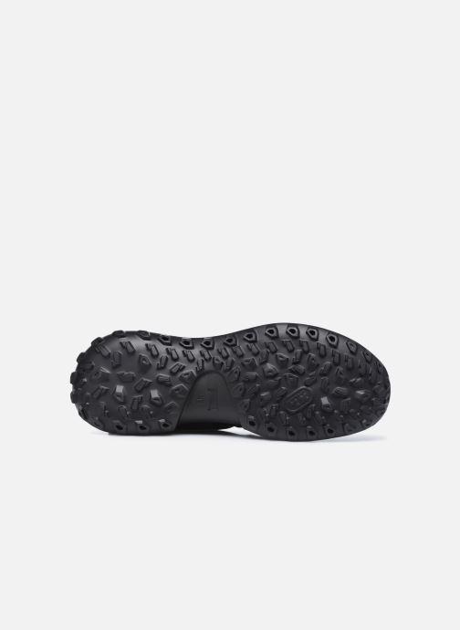 Sneaker Camper CRCLR schwarz ansicht von oben