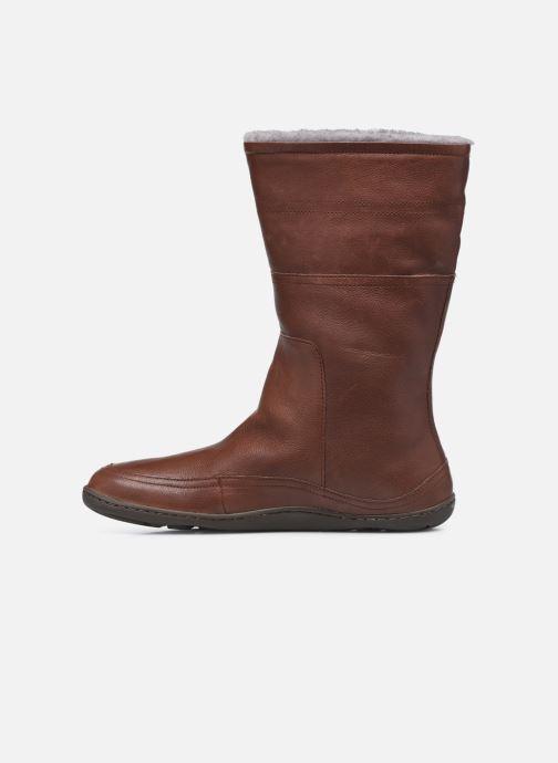 Bottes Camper Peu Cami Boots Marron vue face