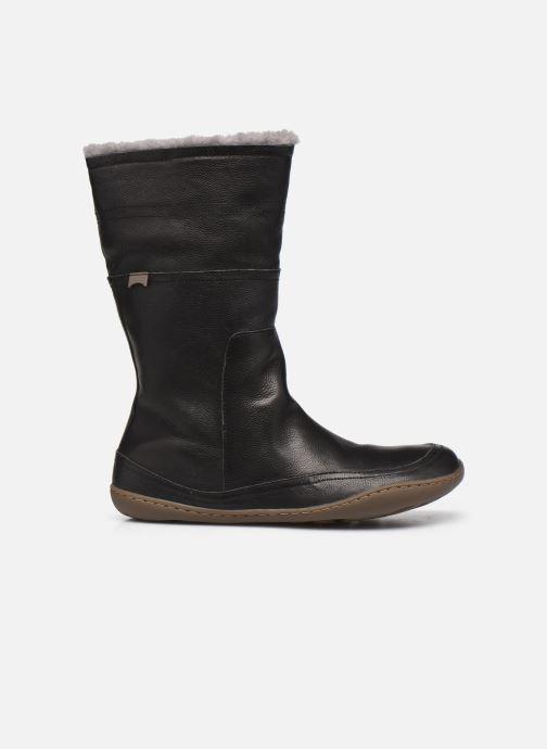 Stivali Camper Peu Cami Boots Nero immagine posteriore