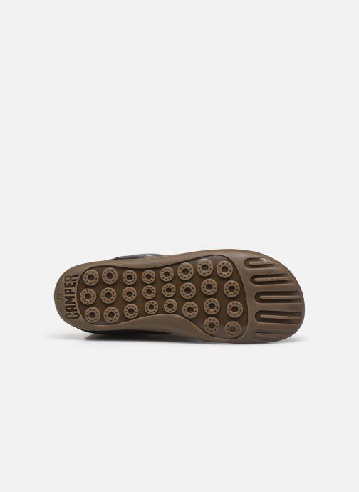 Bottes Camper Peu Cami Boots Noir vue haut