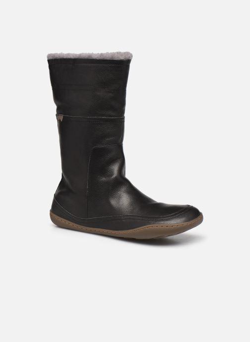 Stiefel Camper Peu Cami Boots schwarz detaillierte ansicht/modell