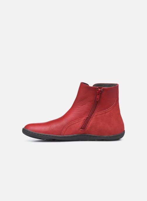 Bottines et boots Camper Peu Cami High Noa R Rouge vue face