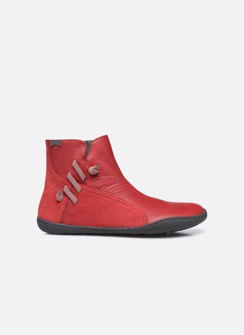 Bottines et boots Camper Peu Cami High Noa R Rouge vue derrière