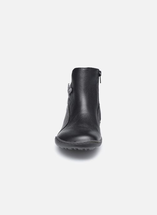 Bottines et boots Camper Peu Cami High Noa Noir vue portées chaussures